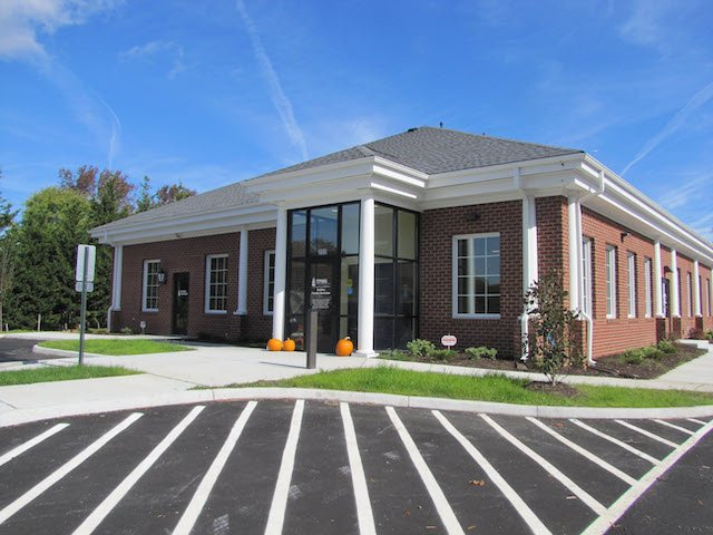 Exterior image of front of Grafton Family Medicine