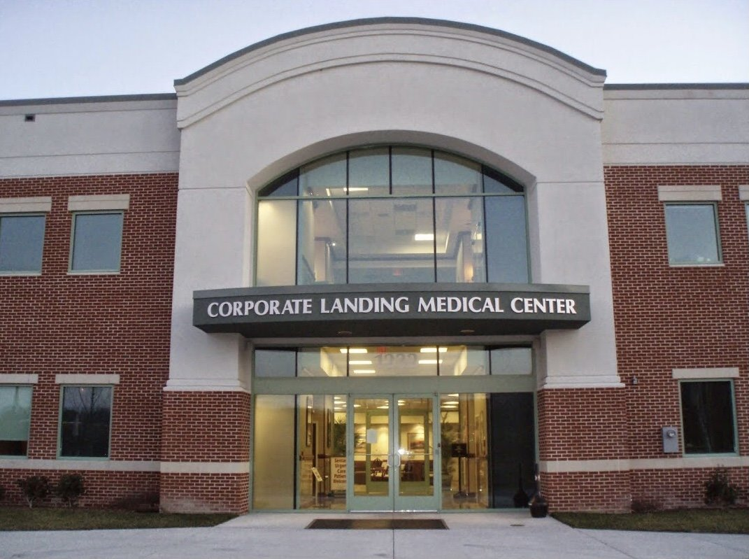 Corporate Landing and Internal Med location
