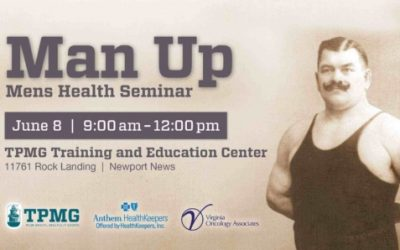 TPMG and Virginia Oncology Associates Presenting Men's Health Seminar in Newport News
