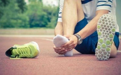 Common Foot and Ankle Injuries in Athletes