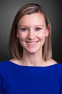 Physician Assistant Sarah Haggerty