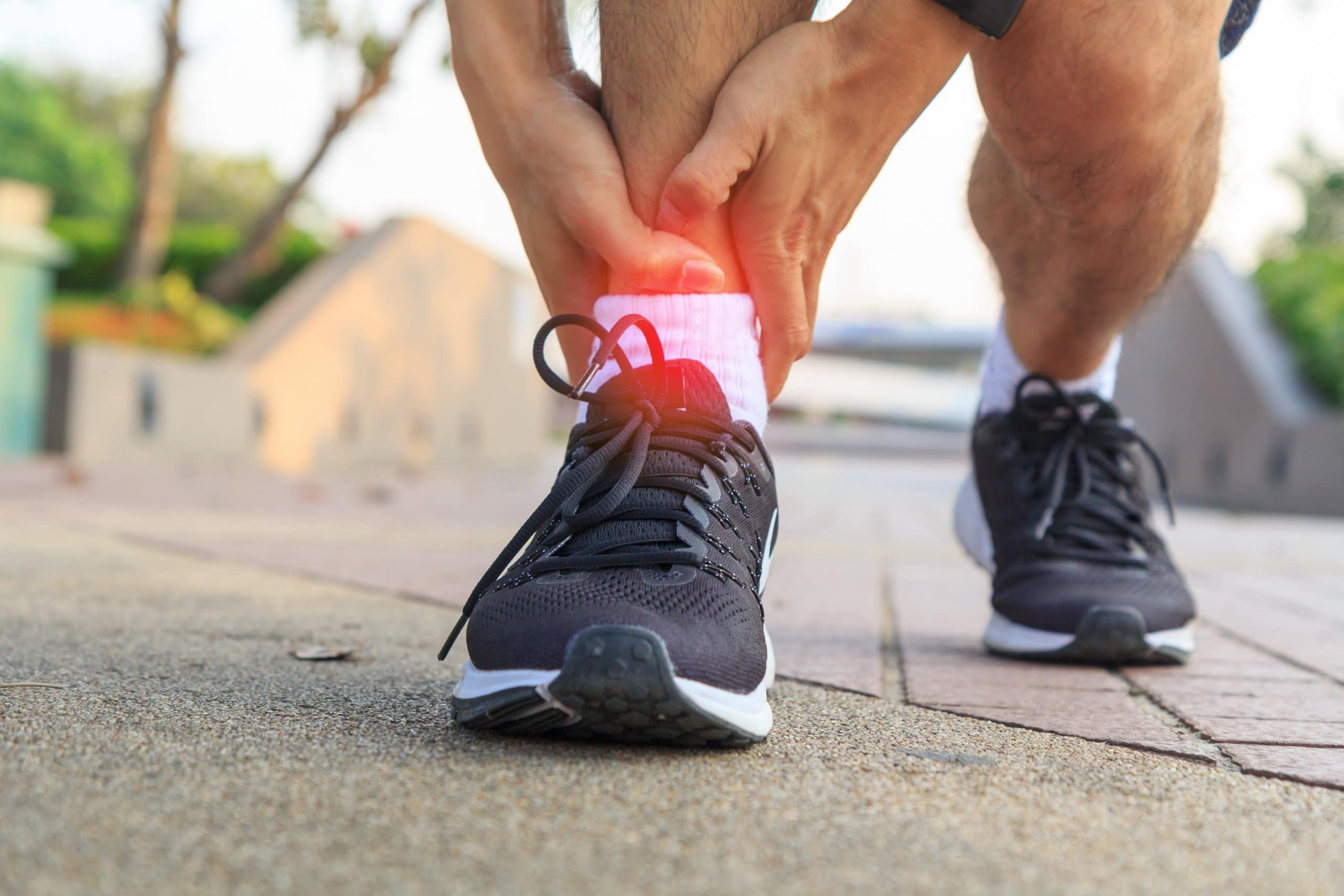 Five Common Conditions that Cause Foot and Ankle Pain