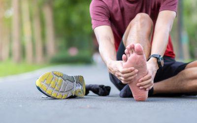 Heel Pain: Plantar Fasciitis or Achilles Tendinitis?