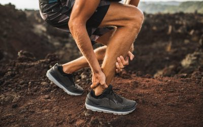 Achilles Tendonitis Caused By Sports-Related Overuse