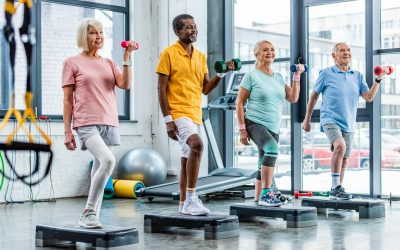 How Older Adults Can Add Activity to Their Routine