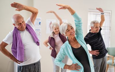 Preventing Falls for Older Adults